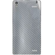 Snooky 44490 Mobile Skin Sticker For Xolo A1000s - silver