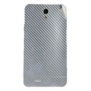 Snooky 44622 Mobile Skin Sticker For Xolo Q900 - silver