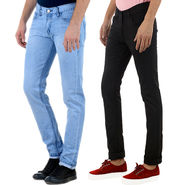 Pack of 2 Slim Fit Attractive Jeans_Jd86s25