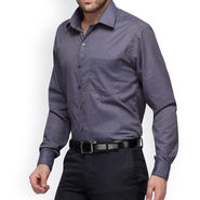 Copperline Cotton Rich Formal Shirt_CPL1143 - Blue Yellow