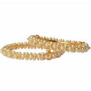 Pourni Pearl Hand Crafted 2 Bangles Set_Prbg05