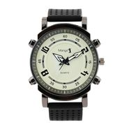 Mango People Round Dial Watch For Women_MP203BKWH01 - White