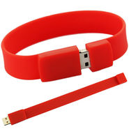 XElectron Wristband 4GB USB Flash Drive ( Red )
