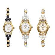 Combo of 3 Oleva Analog Wrist Watches For Women_Ovd161