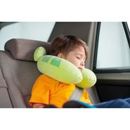 Intex 68678 Inflatable Frog Shape Travel Pillow Green