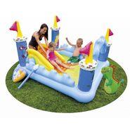 Intex Fantasy Castle Water Slide Play Centre 57138 - Fun for Kids