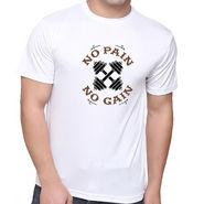 Oh Fish Graphic Printed Tshirt_Dmnpngs