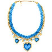Spargz Alloy Metal Necklace_Mala061