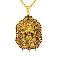 Spargz Brass Metal Pendant_Tla05