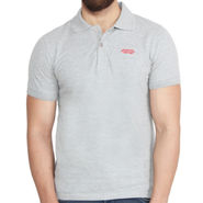 Branded Cotton Casual Tshirt_Arrow02 - Grey