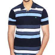 Branded Cotton Casual Tshirt_Ucb02 - Multicolor