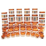 Princeware Julia 50 Pcs Combo Set-Copper