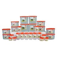 Princeware 30 Pcs Easy Store Kitchen Container Set