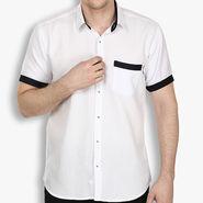 Stylox Cotton Shirt_whthlfp033 - White