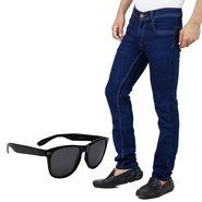 Stylox Jeans With Wayfarer Sunglass_Dnwyfr1002