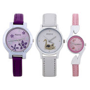 Pack of 3 Adine Wrist Watches For Women_AD50010