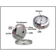 Spy Small Table Clock Camera Code 054