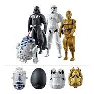 Egg Force Star Wars Super Hero Action Figure Set-1
