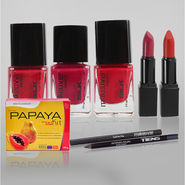 Papaya Facial Kit with for Nourishes & Revitalizes for radiant Complextion