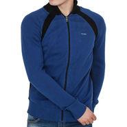 Mufti Zipper For Men_Muftiblu - Blue