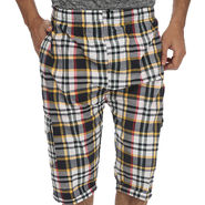 Fizzaro Cotton Capri For Men_Fzbc05 - Multicolor