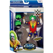Mattel WWE Elite Collection Doink The Clown CDJ75