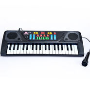 37 Keys Electronic Kid's Piano with Microphone