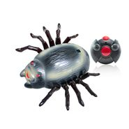 Remote Control Wall Climber RC Spider Toy - Black