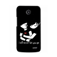 Snooky Digital Print Hard Back Case Cover For Lenovo A820 Td12096