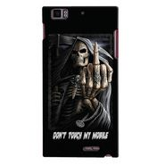Snooky Digital Print Hard Back Case Cover For Lenovo K900 Td12205