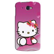 Snooky Digital Print Hard Back Case Cover For Lenovo S920 Td12222