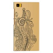 Snooky Digital Print Hard Back Case Cover For Xiaomi Mi3 Td12525