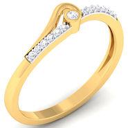 Kiara Sterling Silver Komal Ring_5258r