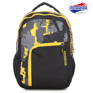 American Tourister Backpack_Code 4 Black