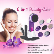 6-in-1 Beauty Care