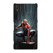 Snooky Digital Print Hard Back Cover For Sony Xperia Z2  Td11790