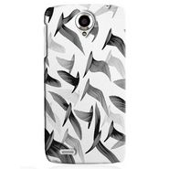 Snooky Digital Print Hard Back Case Cover For Lenovo S820 Td12872
