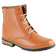 Bacca bucci Faux Leather Boots 965 - Tan