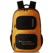 American Tourister Polyester Black Backpack -A10