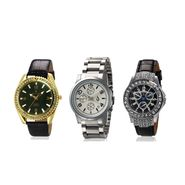 Pack of 3 Anno Dominii Men & Women Watches_Ad101