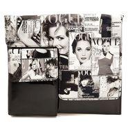 Arisha Leather Sling Bag AE19b  -Black