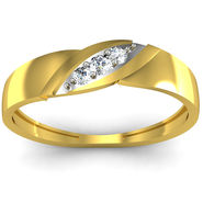 Ag Real Diamond Kajol Ring_AG0136y