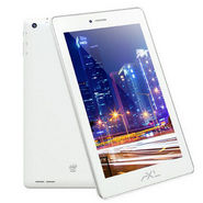 AXL Tab 718G-IA Dual Core Intel Atom IPS Display Calling Tablet  with 1GB RAM and 8GB Internal Memory - White