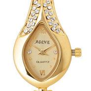 Adine AD-101 Wrist Watch - Gold