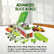 Advanced Slice & Dice