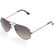 Aoito Aviator Sunglasses - Black_AO-37BLACKA48