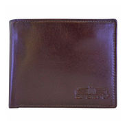 Genuine Leather Wallet For Men - Brown_12436436