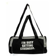 Protoner Gym Bag - I m Busy Getting Stronger