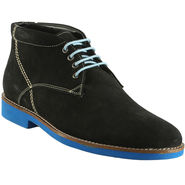 Bacca Bucci Genuine Leather Black  Casual Shoes -Bbmb3143A