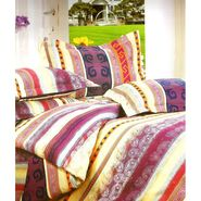 Amore Double BedSheet With 2 Pillow Cover-BDMY11